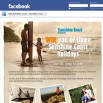 Win one of three Sunshine Coast holidays