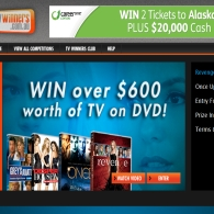 Win over $600 worth of TV in DVD