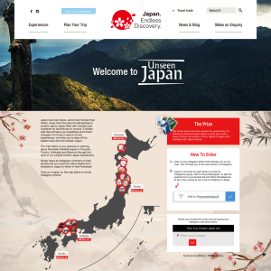 Win return flights to Japan with 'Japan Airlines'!