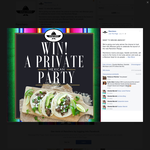 Win the chance to host your own Mexican party!