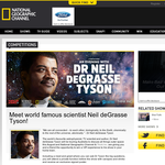 Win the chance to meet world famous scientist Neil deGrasse Tyson!