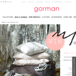 Win the entire MISO + Gorman collaboration, valued at $1050!