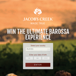 Win the Ultimate Barossa Experience