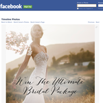 Win the ultimate bridal package valued at over $6,000!