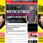 Win the ultimate Colossal Music Experience