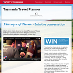 Win the ultimate 'Flavours of Tassie' experience with Ben Milbourne!