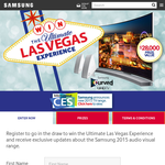 Win the Ultimate Las Vegas Experience with Samsung
