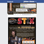 Win the ultimate V8 Supercars experience for 2!
