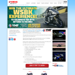 Win the ultimate WSBK experience!