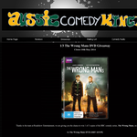 Win The Wrong Mans DVD
