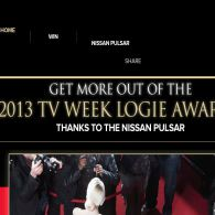 Win tickets for you & a friend to the 2013 Logie Awards!
