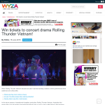Win tickets to concert drama 'Rolling Thunder Vietnam'!