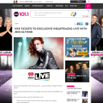 Win Tickets to iHeartRadio LIVE with Jess Glynne