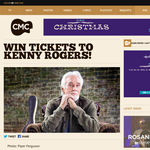 Win tickets to Kenny Rogers!