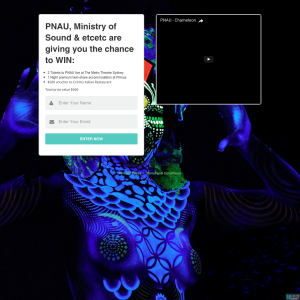 Win tickets to PNAU live at 'The Metro Theatre' Sydney, 1 night premium twin-share accommodation at Primus & a $200 voucher to 'Crinitis Italian Restaurant'! (Flights NOT Included)