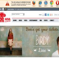 Win 1 of 10 double passes to see Birdy live!