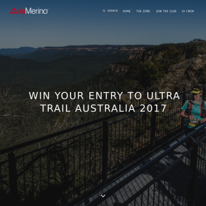 Win your entry to 'Ultra Trail Australia 2017' + mandatory thermals!