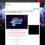 Win your way to the 2015 iHeartRadio Jingle Ball held on December 11 in New York City!